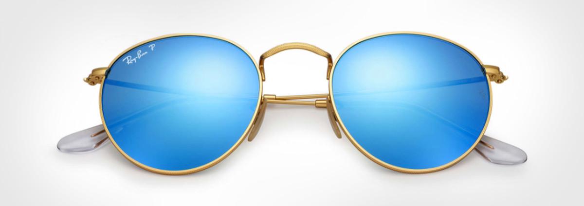 Runde Sonnenbrillen