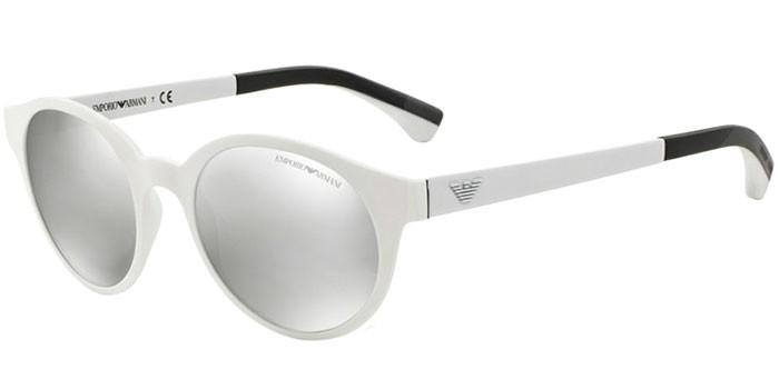 Weiße Armani Brille